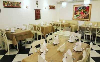 Банкетный зал ресторана Дарбарс на Разъезжей улице фото 1