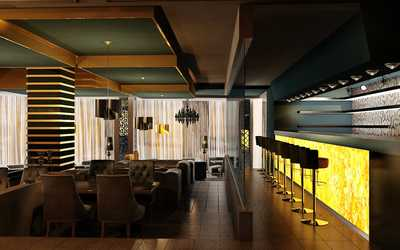 Банкетный зал ресторана Five на улице Малышева фото 3