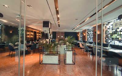 Банкетный зал ресторана Virid Yard на улице Волкова фото 2