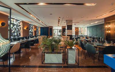 Банкетный зал ресторана Virid Yard на улице Волкова фото 1