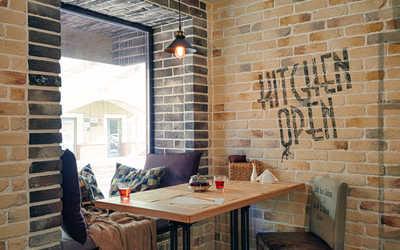 Банкетный зал кафе Basket Lunch (Баскет Ланч) на улице Складочной фото 1