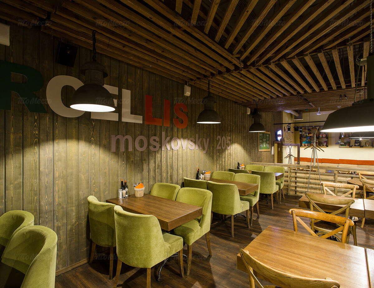 Ресторан Марчеллис (Marcellis) на Московском проспекте фото 4