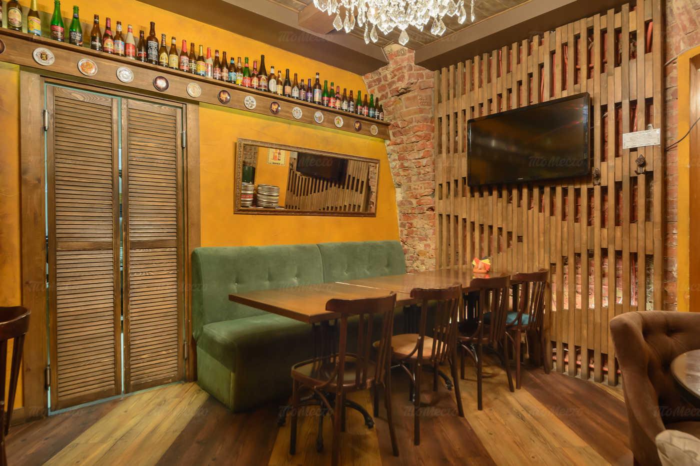 Ресторан Брассерия Крик (Brasserie Kriek) на Невском проспекте фото 5