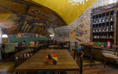 Банкетный зал ресторана Брассерия Крик (Brasserie Kriek) на Невском проспекте фото 3