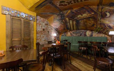 Банкетный зал ресторана Брассерия Крик (Brasserie Kriek) на Невском проспекте фото 1