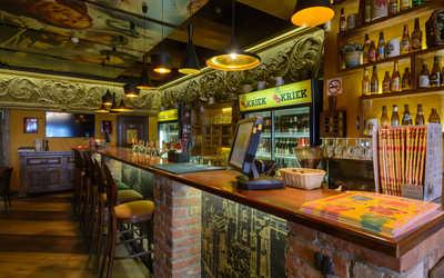 Банкетный зал ресторана Брассерия Крик (Brasserie Kriek) на Невском проспекте фото 2