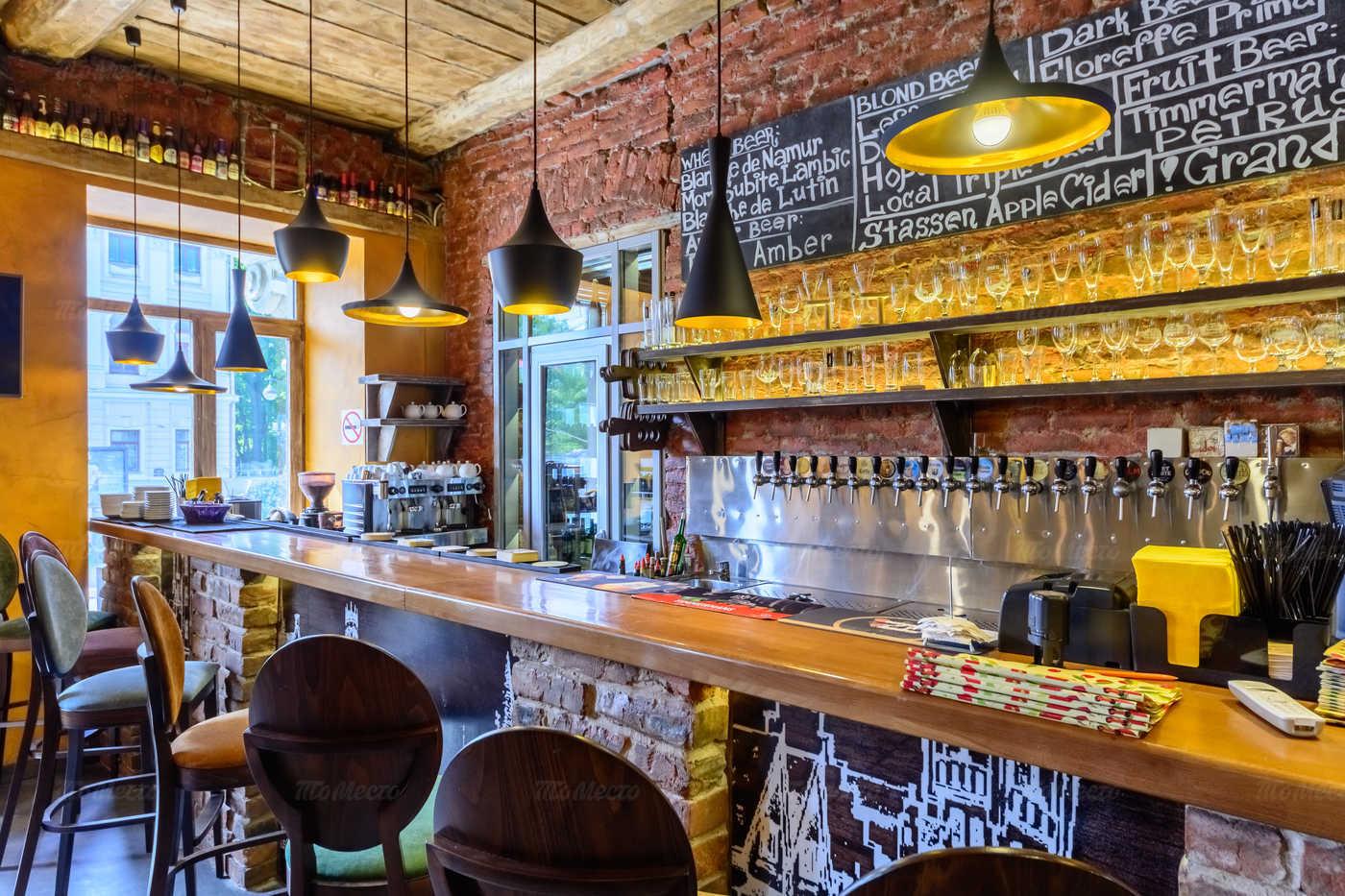 Ресторан Брассерия Крик (Brasserie Kriek) на Невском проспекте фото 4
