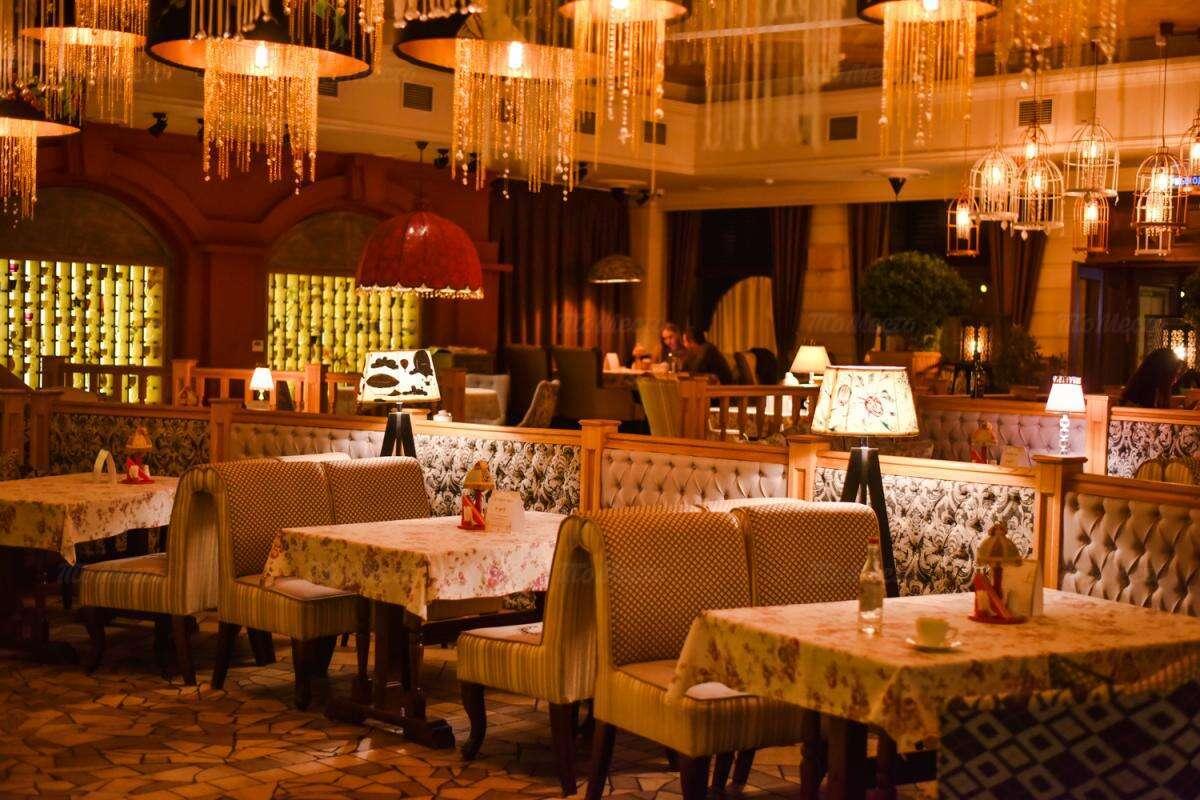 Ресторан Абажур на Гагарина