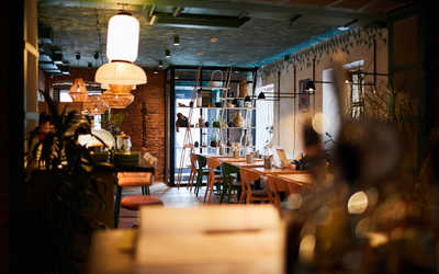 Банкеты кафе Jungle (Джунгли) на набережной канала Грибоедова фото 3