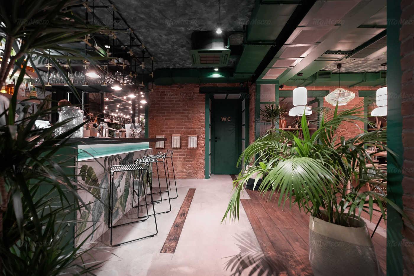 Кафе Jungle (Джунгли) на набережной канала Грибоедова фото 4