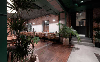 Банкеты кафе Jungle (Джунгли) на набережной канала Грибоедова фото 2