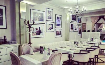 Банкетный зал ресторана Chin chin (Чин чин) на улице Верхней Масловка фото 1