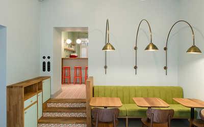 Банкетный зал ресторана Julia Child Bistro (Джулия) на Вознесенском проспекте фото 3