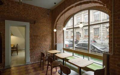 Банкетный зал ресторана Julia Child Bistro (Джулия) на Вознесенском проспекте фото 1