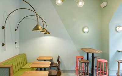 Банкетный зал ресторана Julia Child Bistro (Джулия) на Вознесенском проспекте фото 2