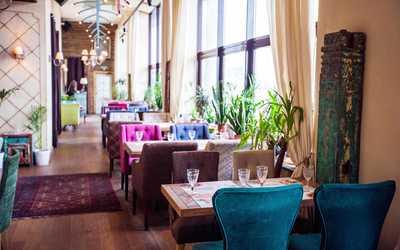 Банкетный зал ресторана Дель Мар (Del Mar) на проспекте Славы фото 1