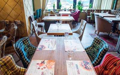 Банкетный зал ресторана Дель Мар (Del Mar) на проспекте Славы фото 3
