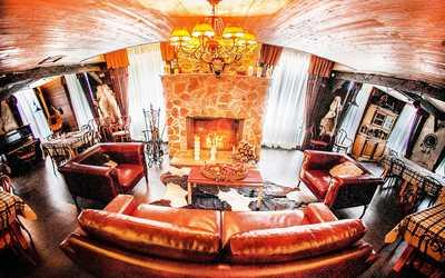 Банкетный зал ресторана Дубровъ на Выборгском шоссе фото 1