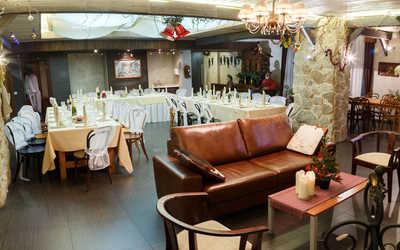 Банкетный зал ресторана Дубровъ на Выборгском шоссе фото 2