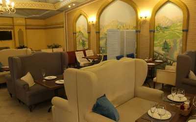 Банкетный зал кафе Инжир на проспекте Чекистов фото 2
