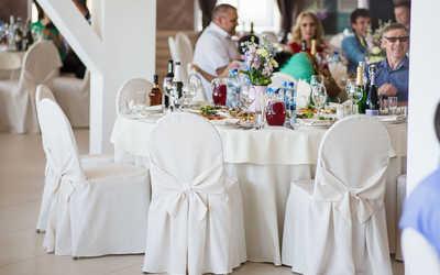 Банкетный зал ресторана PARUS банкет-холл на Береговой улице фото 1