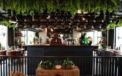Банкетный зал ресторана Чирэм на Федосеевской улице фото 2