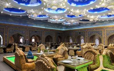 Банкеты ресторана Шах на улице Саид-Галеева фото 1