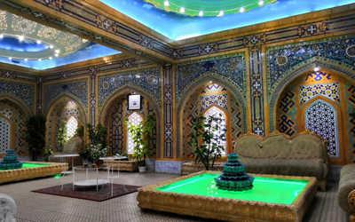 Банкеты ресторана Шах на улице Саид-Галеева фото 3