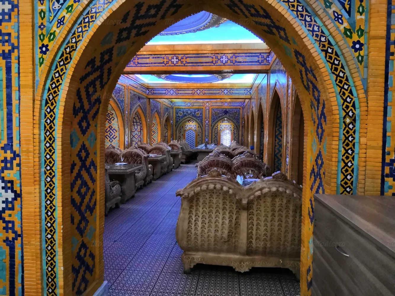 Банкеты ресторана Шах на улице Саид-Галеева фото 6