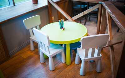 Банкетный зал пивного ресторана Сыто-Пьяно на проспекте Обуховской Обороны фото 3
