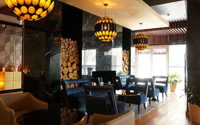 Банкетный зал ресторана Атмосфера на улице Василисы Кожиной фото 2