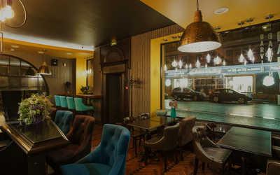 Банкетный зал бара Барвин (Barvin) на Большом проспекте ПС фото 2