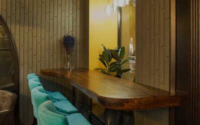 Банкетный зал бара Барвин (Barvin) на Большом проспекте ПС фото 3
