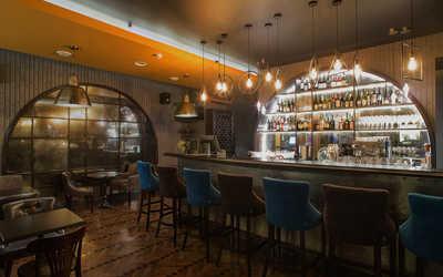Банкетный зал бара Барвин (Barvin) на Большом проспекте ПС фото 1