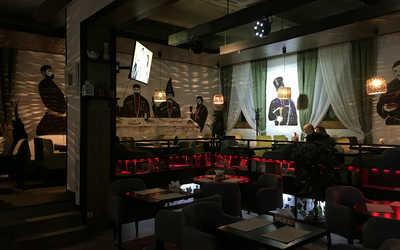 Банкетный зал кафе МиМино на улице Героя Смирнова фото 1
