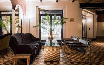 Банкетный зал бара Laboratorio Distilita (Лаборатория дистиллятов) на Гражданской улице фото 3