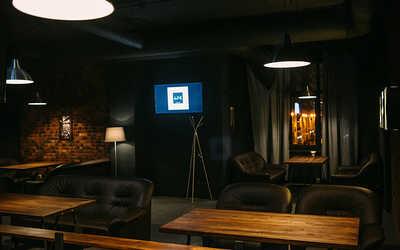 Банкетный зал бара AFK Premium Lounge Bar (АФК Премиум Лоунж Бар) на улице Есенина фото 2