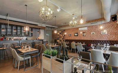 Банкетный зал стейк-хауса Grill Bar ReshOtka на Марата фото 3