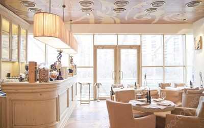 Банкетный зал ресторана Bocconcino на Ленинском проспекте фото 2
