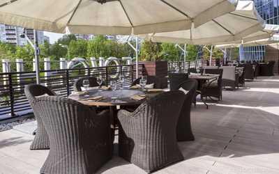 Банкетный зал ресторана Bocconcino на Ленинском проспекте фото 3