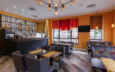 Банкетный зал ресторана Raymond (Рэймонд) на улице Большой Красной фото 2