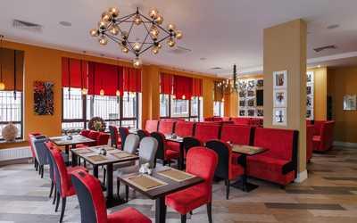 Банкетный зал ресторана Raymond (Рэймонд) на улице Большой Красной фото 1