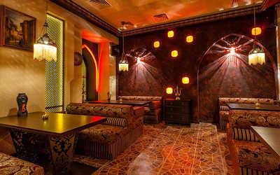 Банкетный зал ресторана Чайхана Персия на Краснохолмской набережной фото 1