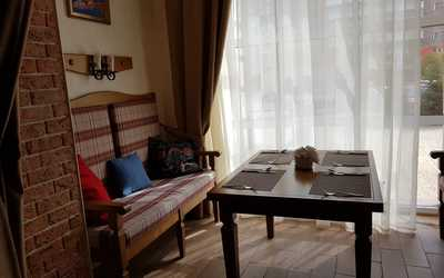 Банкетный зал ресторана Bretzel на улице Химиков фото 3
