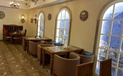 Банкетный зал ресторана Bretzel на улице Химиков фото 2