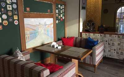 Банкетный зал ресторана Bretzel (Брецель) на улице Химиков фото 1
