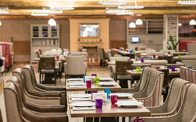 Банкетный зал ресторана ChaCha на проезде Дежнева фото 2