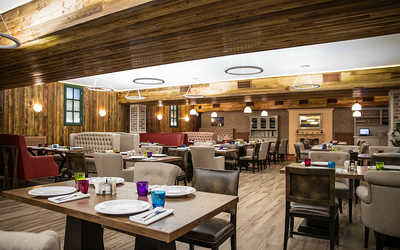 Банкетный зал ресторана ChaCha на проезде Дежнева фото 1