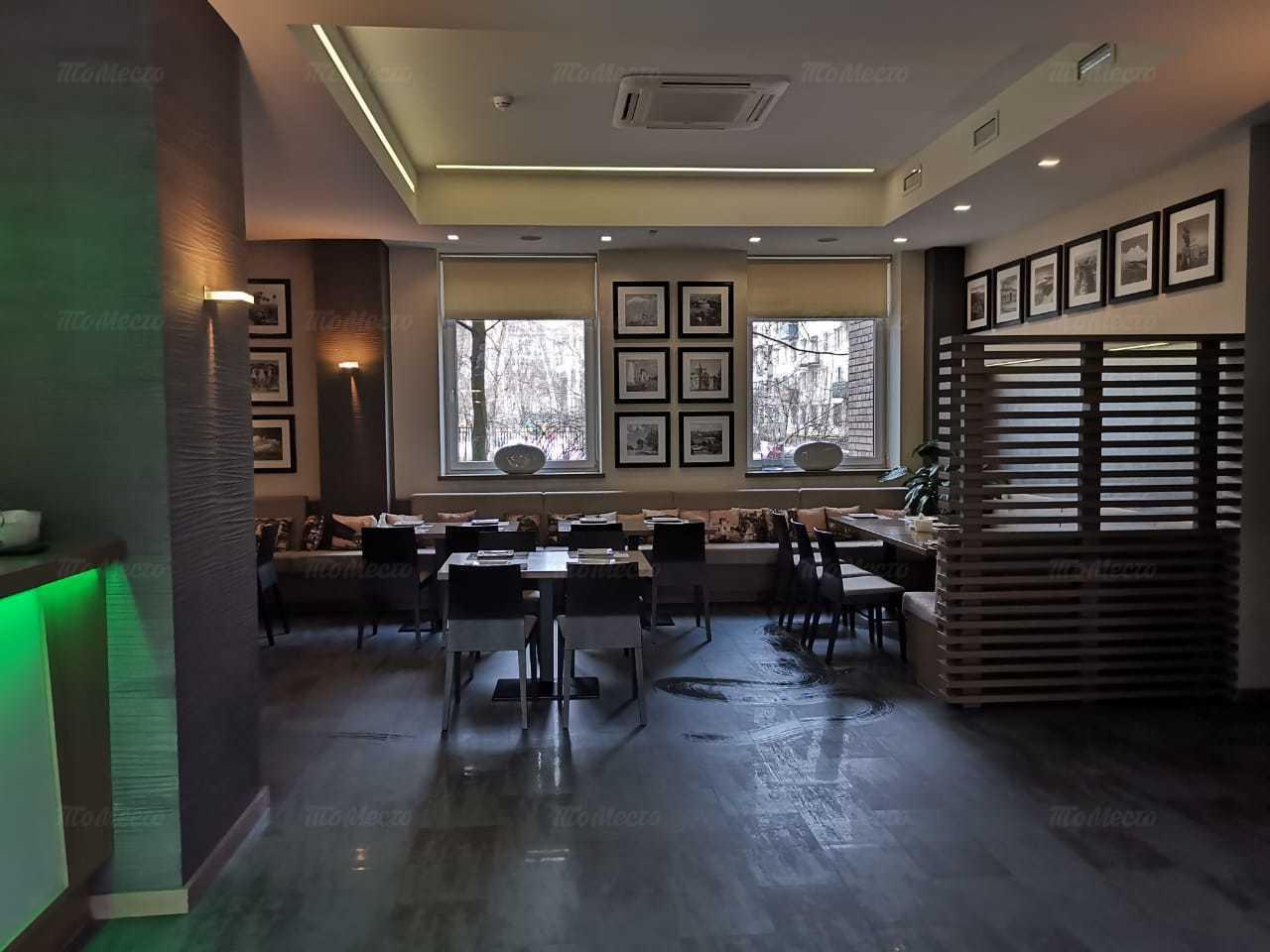 Ресторан Чаман на улице Димитрова