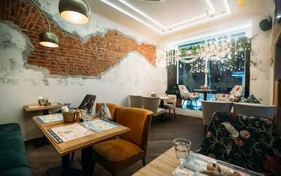Банкетный зал кафе Кофейня №1 на Садовой улице фото 2